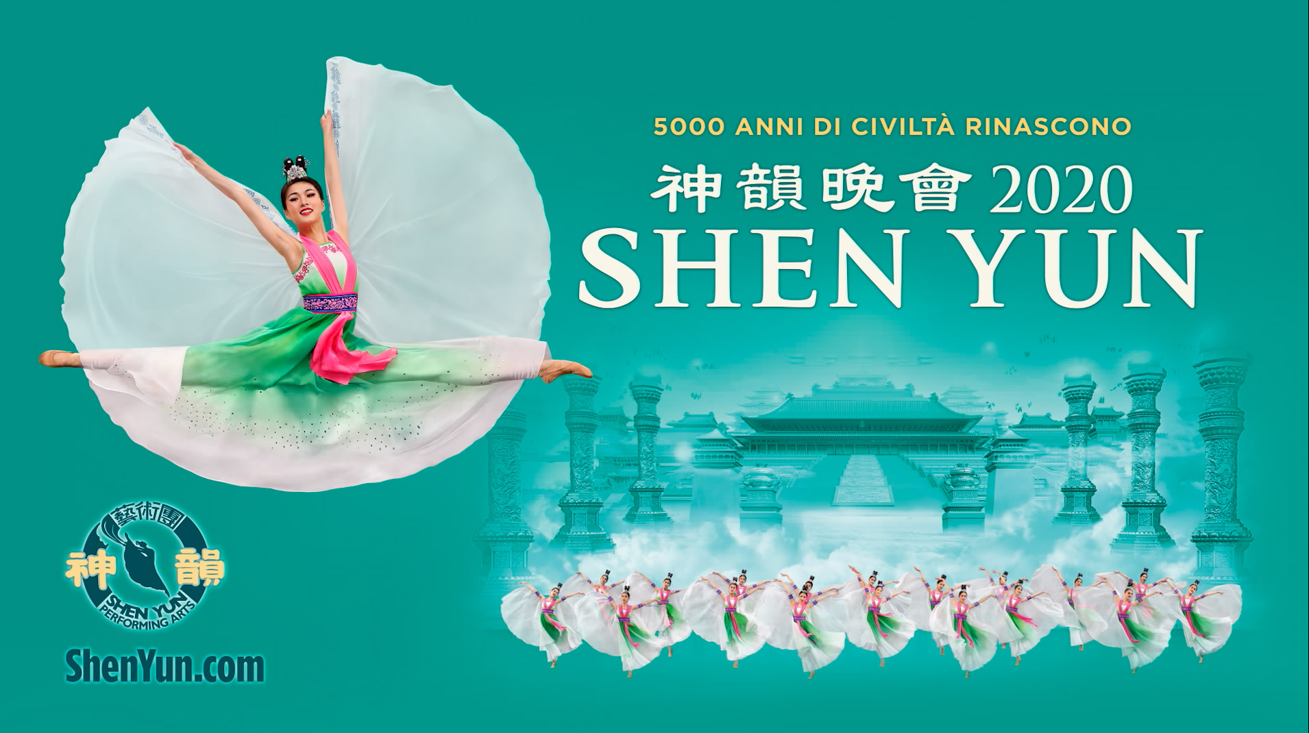 Video Trailer Shen Yun 2020